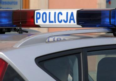 Policyjny pościg pod Poznaniem. Funkcjonariusz oddał strzały ostrzegawcze