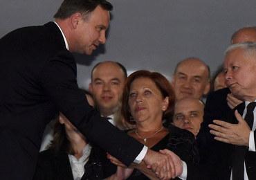 Jarosław Kaczyński pokonał Andrzeja Dudę w rankingu prawników