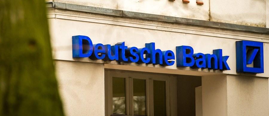 Deutsche Bank zgodził się zapłacić w USA grzywnę w wysokości 425 mln dolarów za udział w procederze prania brudnych pieniędzy w Rosji. Informację przekazał Departament Usług Finansowych (DFS) stanu Nowy Jork.