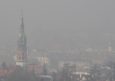 Kraków ogłasza alarm smogowy. Są wzmożone kontrole, nie ma ograniczenia ruchu aut