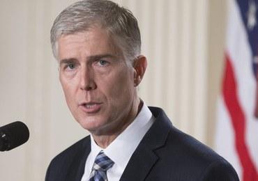 Przeciwnik aborcji - kandydat Trumpa na sędziego Sądu Najwyższego
