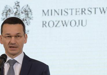 Morawiecki: Nasz system informatyczny to nowe narzędzie walki z mafiami VAT-owskimi
