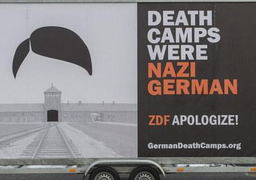 """Death Camps Were Nazi German"". Mobilny banner już w trasie"