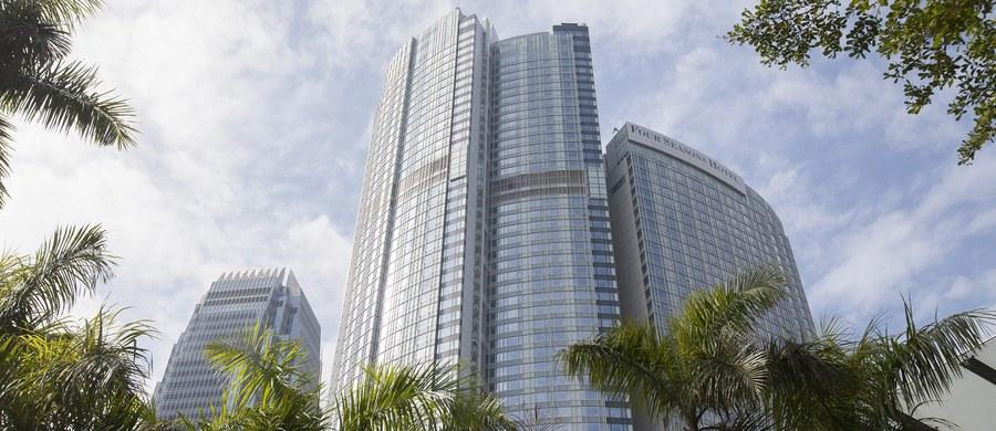 """Tajemnicze zaginięcie chińskiego miliardera w Hong Kongu. Jeden z najbogatszych ludzi w Państwie Środka Xiao Jianhua był po raz ostatni widziany w zeszłym tygodniu w luksusowym hotelu. Według """"Financial Times"""" mężczyzna prawdopodobnie został uprowadzony przez chińskie służby."""