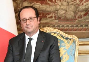 Francuski prezydent poucza Polskę i Węgry ws. Donalda Trumpa