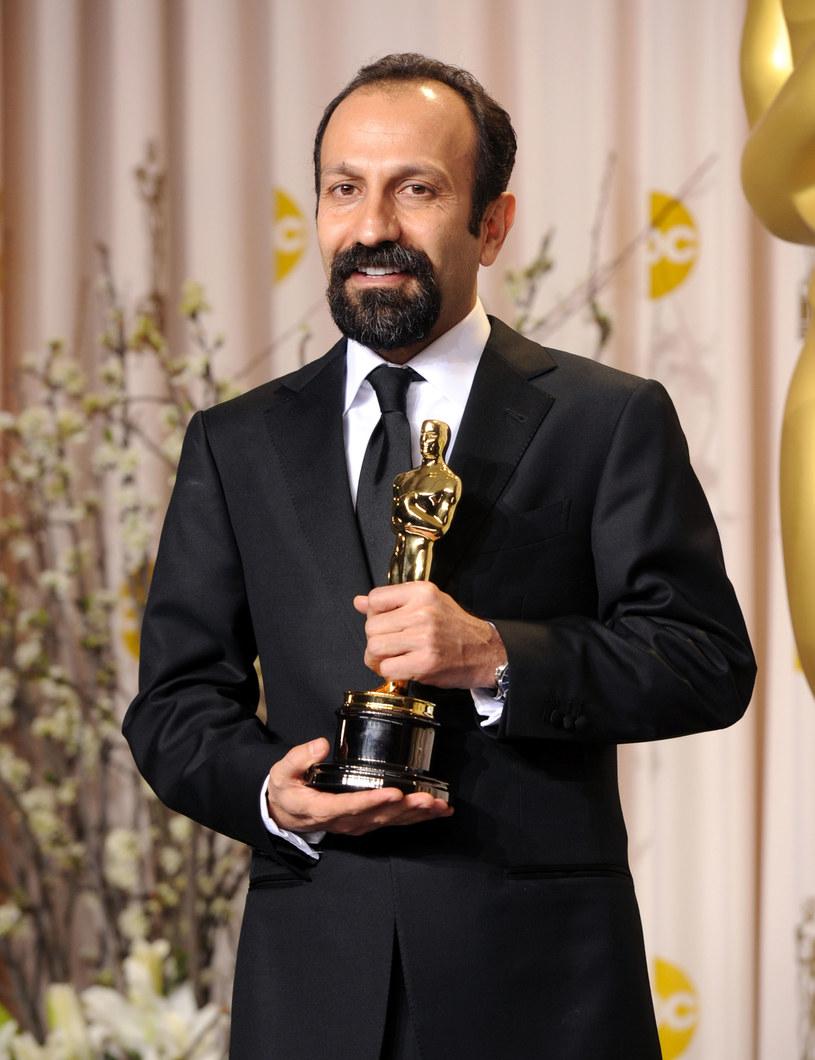 """Asghar Farhadi, nominowany do Oscara w kategorii Najlepszy Film Nieanglojęzyczny za """"Klienta"""", nie pojawi się na gali rozdania nagród Amerykańskiej Akademii Filmowej."""