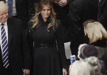 Gdzie jest Melania Trump? Biuro Pierwszej Damy sparaliżowane