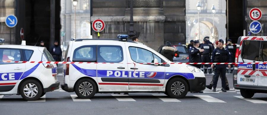 Uzbrojony w maczetę mężczyzna, który w piątek rano chciał wejść do paryskiego Luwru i został postrzelony przez francuskich żołnierzy, jest Egipcjaninem. Do Francji przybył pod koniec stycznia tego roku - poinformowało źródło związane ze śledztwem.