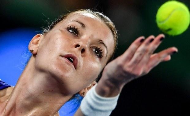 Akcja Agnieszki Radwańskiej ze styczniowego meczu z Amerykanką Christiną McHale w turnieju w Sydney została wybrana przez internautów zagraniem miesiąca w plebiscycie organizacji WTA. To nie pierwsze tego typu wyróżnienie dla polskiej tenisistki.