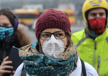 Policjanci będą wyposażeni w maski chroniące przed smogiem