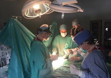 Implant będzie rósł razem z 7-latkiem. Nowatorska operacja w Olsztynie
