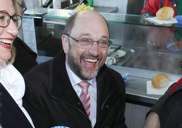 Rosną szanse Schulza w walce z Merkel. SPD wyprzedziło w sondażu CDU