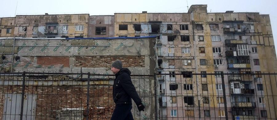 Wydarzenia wokół miasta Awdijiwka na wschodzie Ukrainy, które od końca stycznia jest ostrzeliwane przez separatystów i siły rosyjskie, mogą być uznane za zbrodnię wojenną - oceniła w Brukseli wicepremier Ukrainy Iwanna Kłympusz-Cincadze.