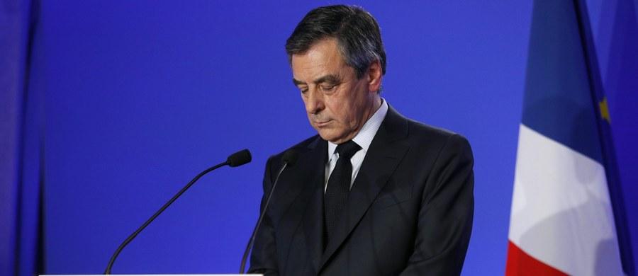 Kandydat prawicy na prezydenta Francji Francois Filllon zapowiedział, że nie wycofa się ze startu w wyborach w związku ze skandalem wokół zatrudnienia żony. Zaprzeczył, jakoby działał niezgodnie z prawem, przeprosił także za zatrudnianie członków rodziny.
