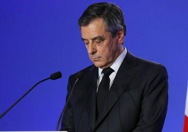 Fillon przeprosił za zatrudnienie swojej żony