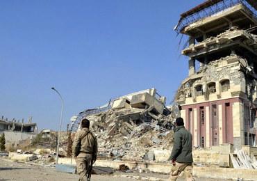 Oczyszczanie Mosulu z min może kosztować 50 milionów dolarów