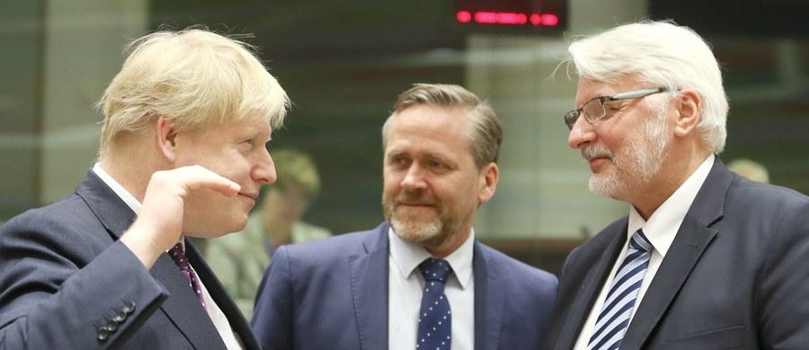"""""""Donald Tusk nie zgłosił polskiemu rządowi ani prezydentowi swojej kandydatury na drugą kadencję na stanowisku szefa Rady Europejskiej i nie prosił o poparcie"""" - powiedział w Brukseli minister spraw zagranicznych Witold Waszczykowski."""