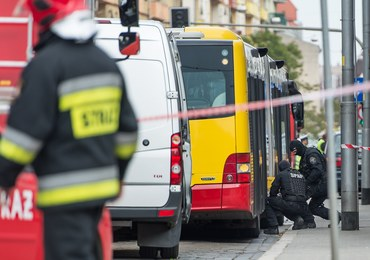 """Akt oskarżenia ws. podłożenia bomby w autobusie. """"Groził, że zrobi we Wrocławiu drugą Brukselę"""""""