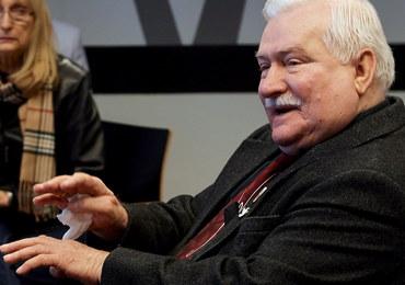 Lech Wałęsa: Nikt mnie nigdy nie złamał