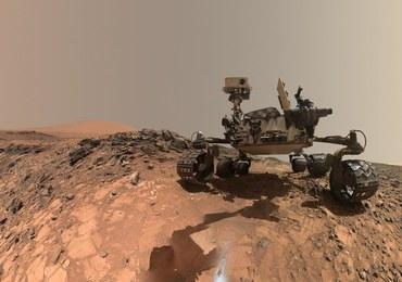Na Marsie było za mało CO2