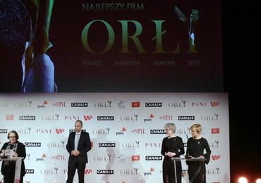 Znamy nominowanych do Polskich Nagród Filmowych Orły 2017