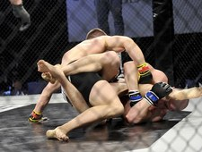 Sporty walki: DSF Kickboxing Challenge 14 - walka: Yohan Lidon - Kamil Ruta
