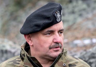 Gen. dyw. Jarosław Mika nowym dowódcą generalnym
