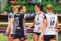 LM siatkarek: Imoco Volley Conegliano - Chemik Police 2:3