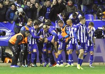 Historyczny sukces Alaves: Zagra w finale Pucharu Króla! Rywal: FC Barcelona