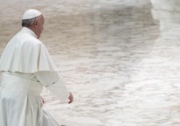 Papież: Jest korupcja w Watykanie, ale żyję w spokoju. Nie biorę tabletek uspokajających