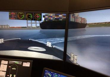 Oto supernowoczesny symulator kierowania statkiem!