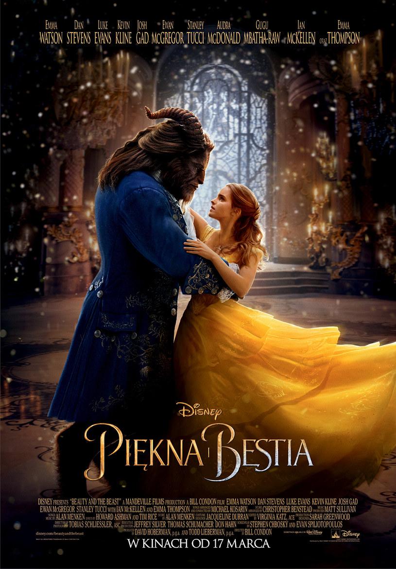 """Jeden z najbardziej oczekiwanych filmów roku wejdzie do polskich kin 17 marca. Przedsprzedaż biletów na """"Piękną i Bestię"""" rozpoczęła się 10 lutego między innymi w sieciach Multikino i Cinema City."""