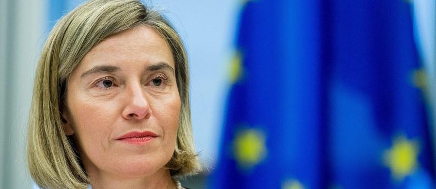 Składająca wizytę w Waszyngtonie szefowa unijnej dyplomacji Federica Mogherini przestrzegła administrację prezydenta USA Donalda Trumpa przed mieszaniem się w politykę Unii Europejskiej.