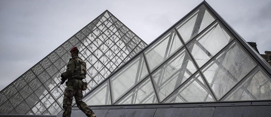 Zarzut usiłowania zabójstwa w ramach działalności terrorystycznej postawiono 29-letniemu Abdallahowi el-Hamahmy, który 3 lutego zaatakował żołnierzy pilnujących bezpieczeństwa przed Luwrem w centrum Paryża.