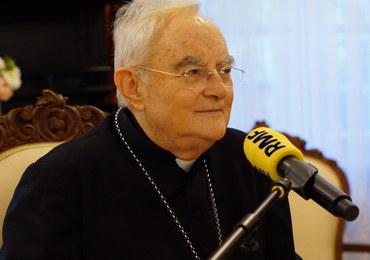 Abp Henryk Hoser specjalnym wysłannikiem papieża do Medjugorje