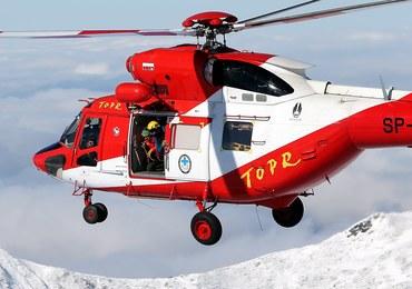 Groźny wypadek w Tatrach. Turysta spadł z dużej wysokości