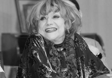 Krystyna Sienkiewicz nie żyje. Aktorka zmarła w wieku 81 lat