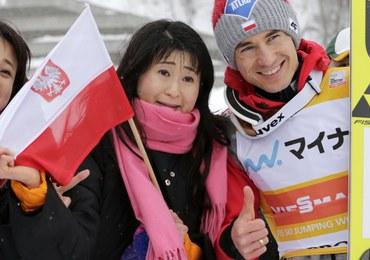 Kamil Stoch po wygranej w Sapporo: Duża radość, ale i zmęczenie