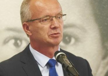 """Krzysztof Szwagrzyk chce odejść z IPN. """"Nie będę niczego komentował"""""""