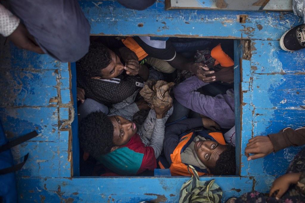 PAP/EPA/Mathieu Willcocks/WORLD PRESS PHOTO HANDOUT