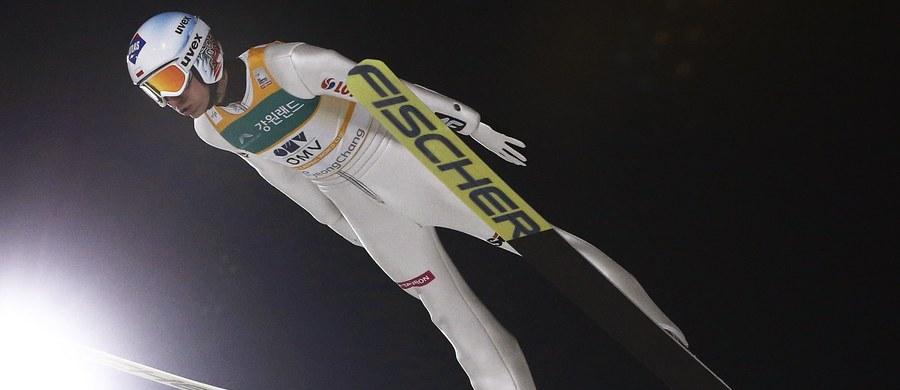 Kamil Stoch zajął trzecie miejsce w konkursie Pucharu Świata w skokach narciarskich w Pjongczangu. Zwyciężył Austriak Stefan Kraft, a drugie miejsce zajął Niemiec Andreas Wellinger.
