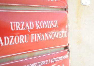 Wiceszefowie KNF odwołani przez premier Beatę Szydło