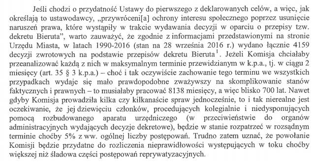 /Helsińska Fundacja Praw Człowieka /Zrzut ekranu