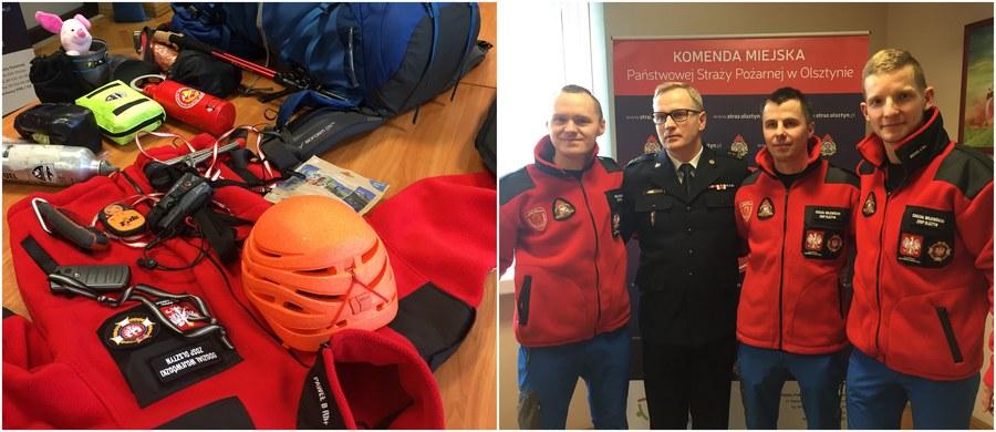 Trzech strażaków z Olsztyna - młodszy aspirant Paweł Zapadka, aspirant Michał Paszkowski i starszy aspirant Łukasz Prot - wyruszyło do Gruzji, by wspiąć się na jeden ze szczytów Kaukazu. Ma to być dla nich przygoda, ale i doświadczenie, które przyda się w codziennej pracy.