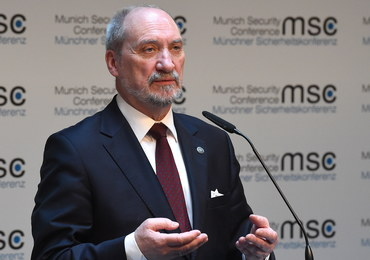 Macierewicz: Przetarg na śmigłowce dla wojska ma zostać ogłoszony w poniedziałek