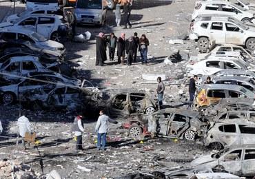 Zatrzymano 26 osób w związku z wybuchem samochodu pułapki w Turcji