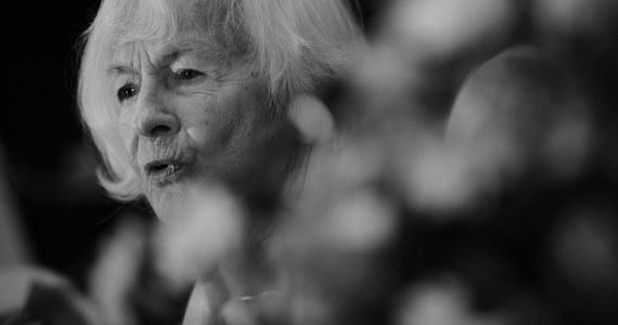 Nie żyje Danuta Szaflarska. Wybitna polska aktorka teatralna i filmowa zmarła w wieku 102 lat. Informację o śmierci artystki podał na swojej stronie internetowej warszawski Teatr Rozmaitości.