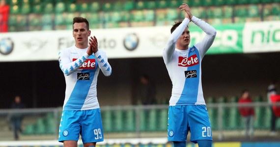Piotr Zieliński zdobył bramkę dla Napoli, a jego zespół pokonał na wyjeździe Chievo Werona 3:1 w 25. kolejce włoskiej ekstraklasy. To czwarty w sezonie gol polskiego piłkarza, który zaliczył trafienie również w poprzedniej serii. Od 71. minuty grał Arkadiusz Milik.