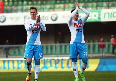 Liga włoska: Czwarty gol w sezonie Zielińskiego, zwycięstwo Napoli