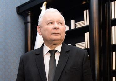 Prezes PiS zapowiada zmiany w ustawie o metropolii warszawskiej